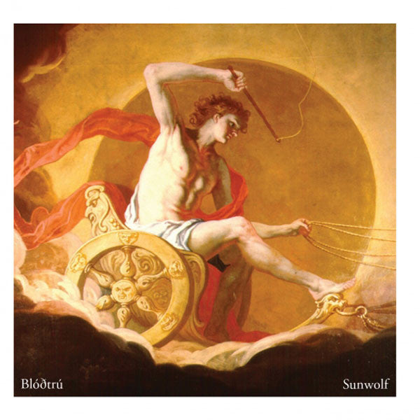 Blodtru - Sunwolf (CD)