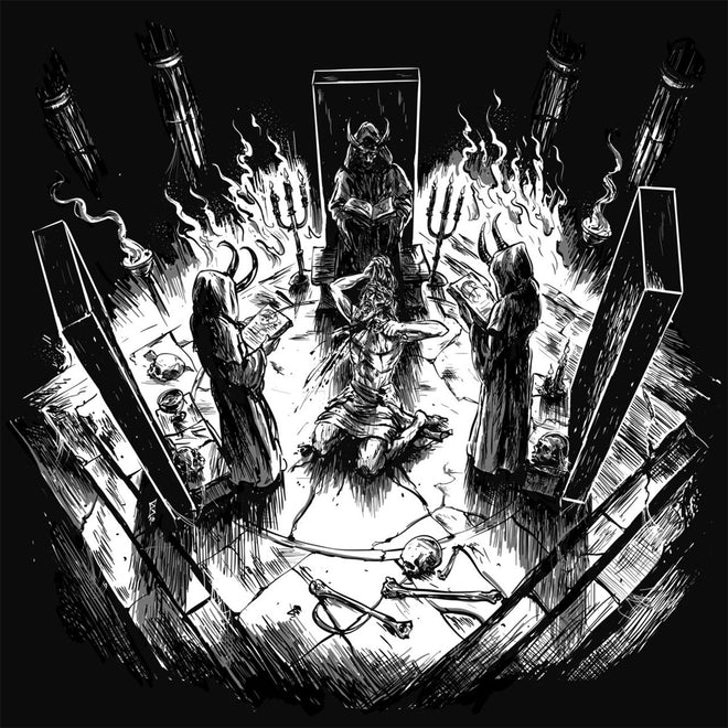 Blood Chalice - Sepulchral Chants of Self-Destruction (LP)