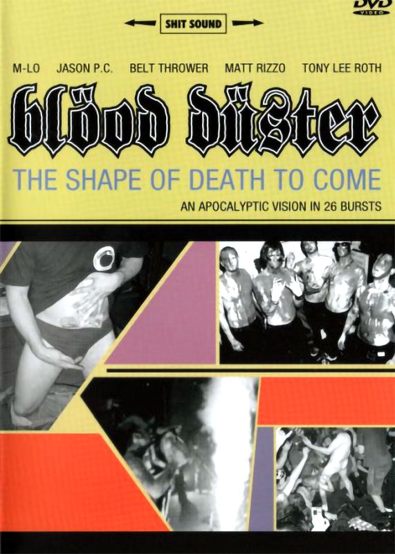 Blood Duster - The Shape of Death to Come (DVD)