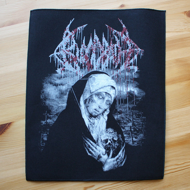 Bloodbath - Grand Morbid Funeral (Backpatch)