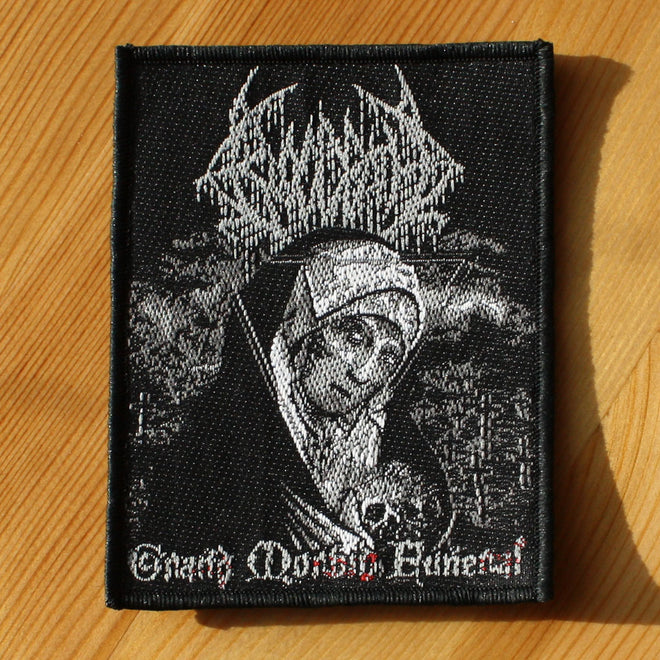Bloodbath - Grand Morbid Funeral (Woven Patch)