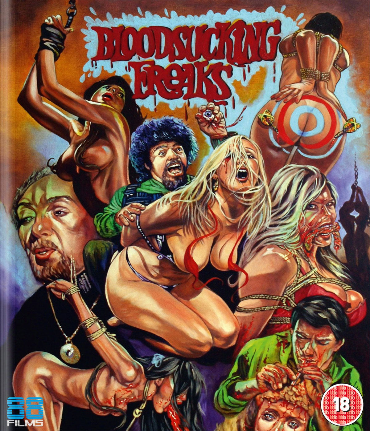 Bloodsucking Freaks (1976) (Blu-ray)