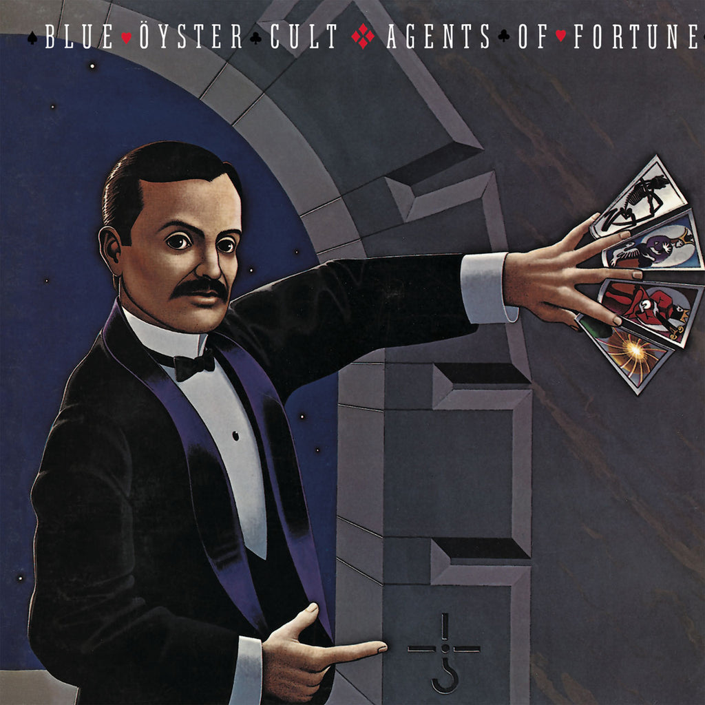 Blue Oyster Cult - Agents of Fortune (2003 Reissue) (CD)