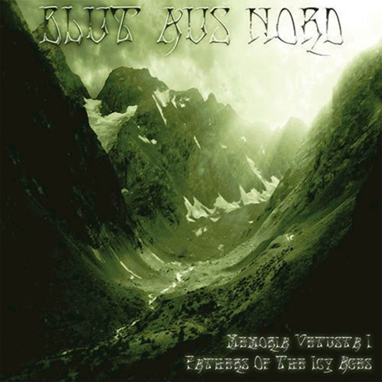 Blut aus Nord - Memoria Vetusta I: Fathers of the Icy Age (2005 Reissue) (CD)