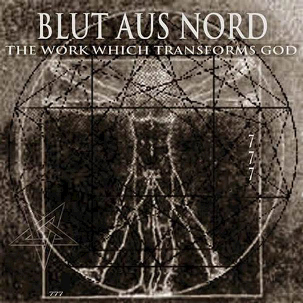 Blut aus Nord - The Work Which Transforms God (2004 Reissue) (CD)