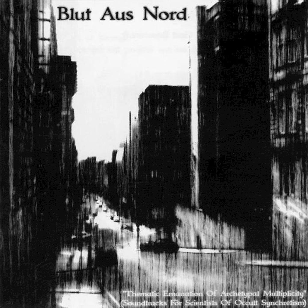 Blut aus Nord - Thematic Emanation of Archetypal Multiplicity (CD)