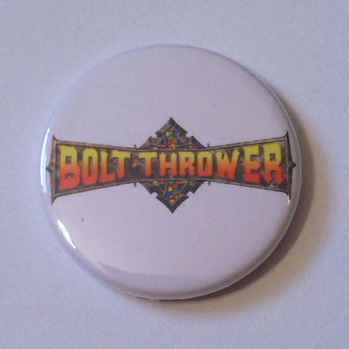 Bolt Thrower - Colour Logo (Badge)