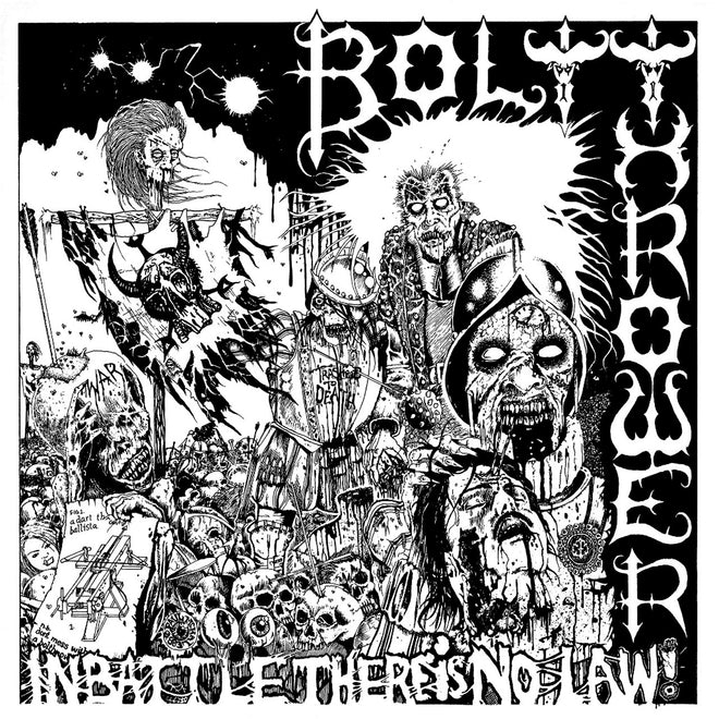 Bolt Thrower - In Battle There Is No Law (2011 Reissue) (LP)