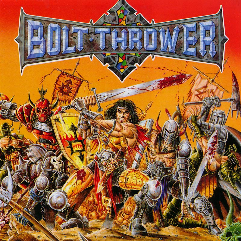 Bolt Thrower - War Master (CD)