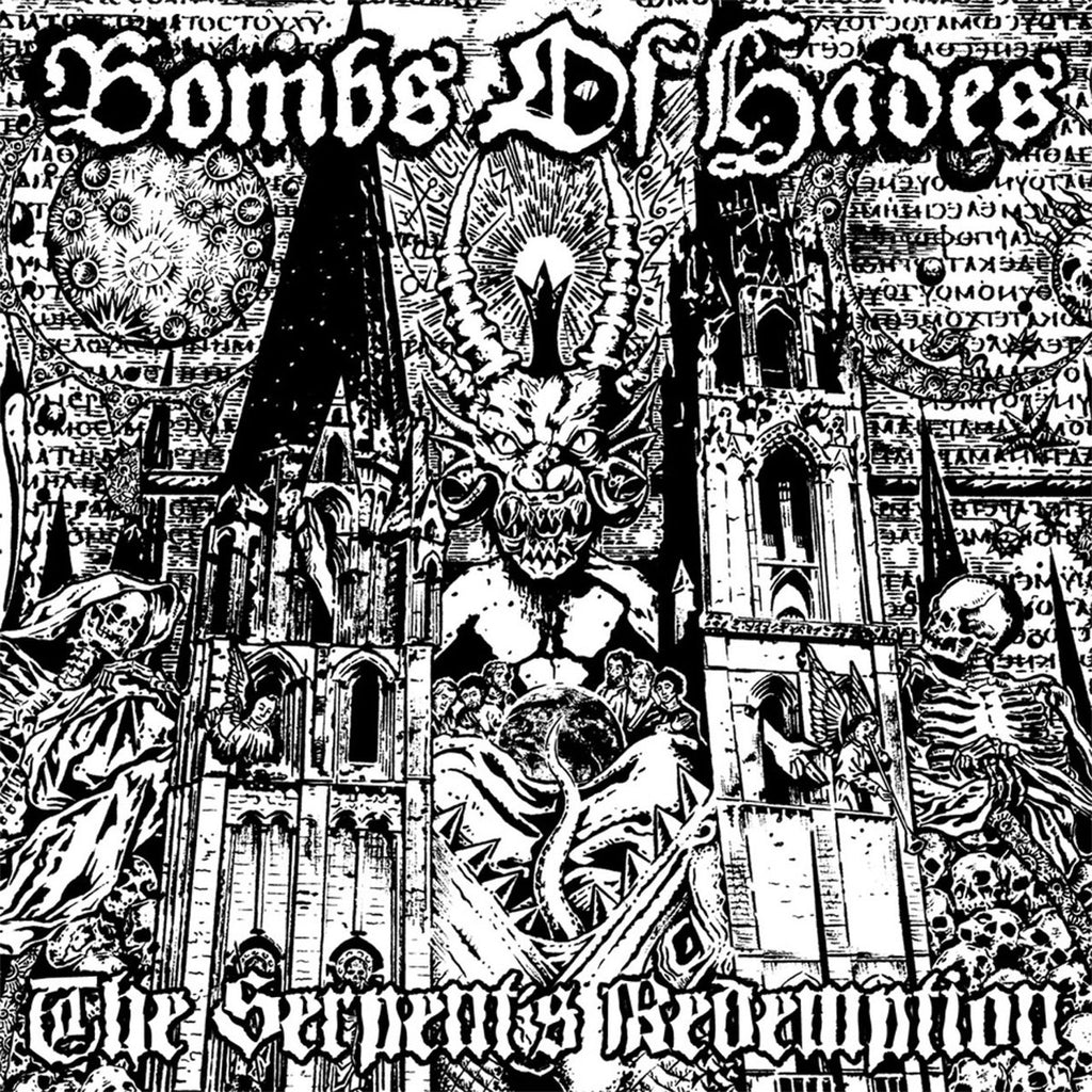 Bombs of Hades - The Serpent's Redemption (CD)