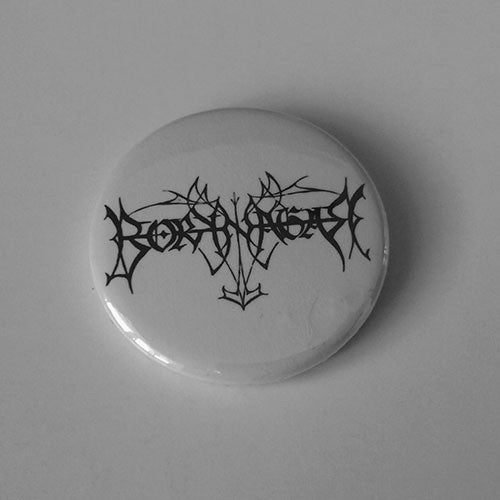 Borknagar - Black Logo (Badge)