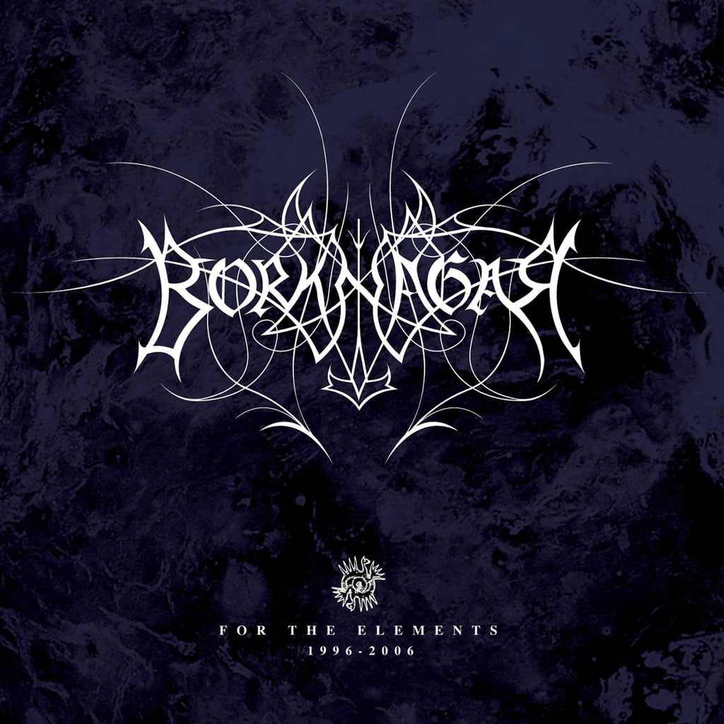 Borknagar - For the Elements (1996-2006) (CD)