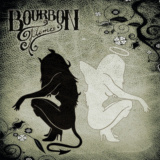 Bourbon Flame - Bourbon Flame (CD)