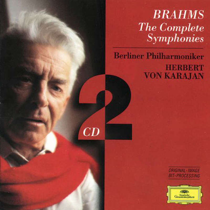 Brahms - The Complete Symphonies (2CD)