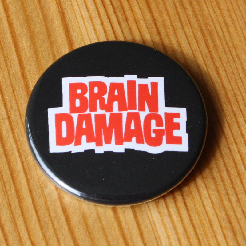 Brain Damage (1988) (Badge)