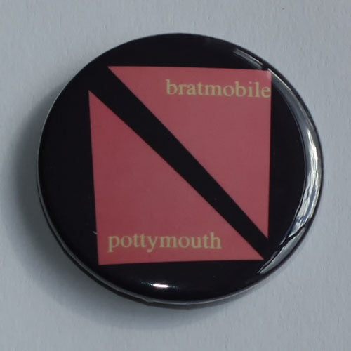 Bratmobile - Pottymouth (Badge)