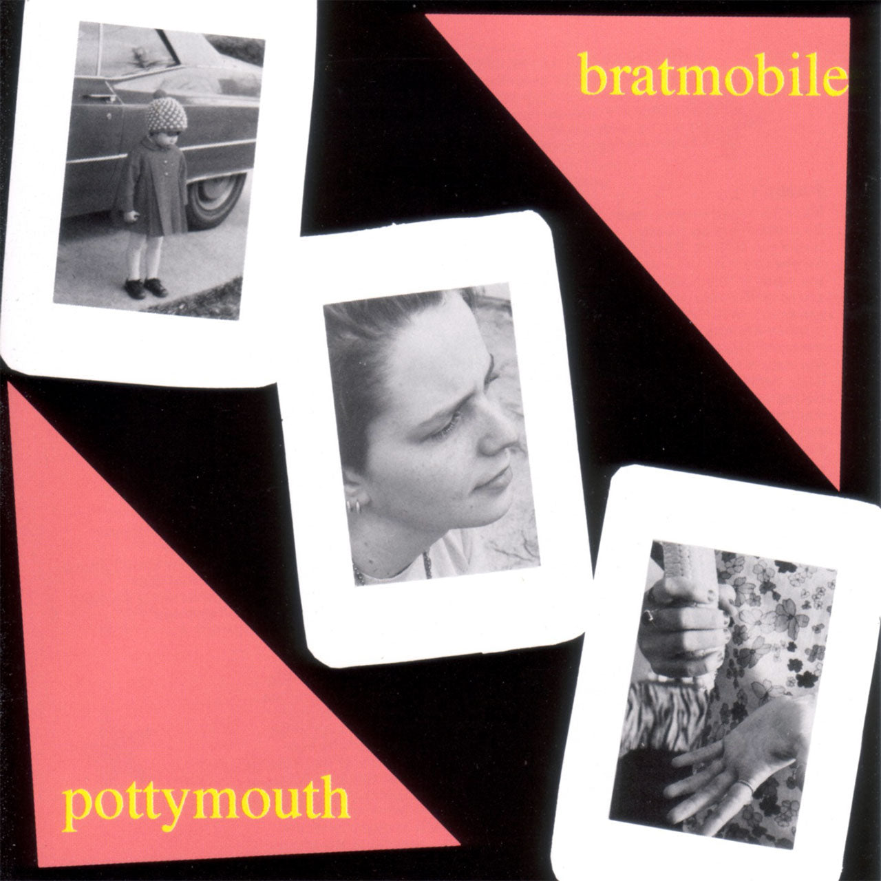 Bratmobile - Pottymouth (CD)