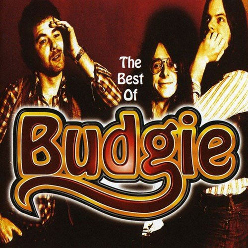Budgie - The Best of Budgie (CD)