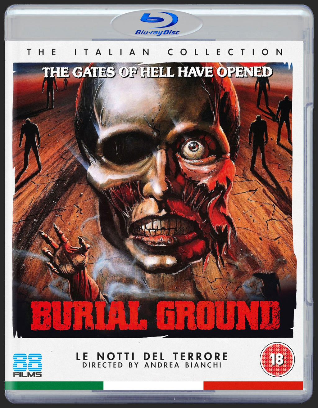 Burial Ground (1981) (Blu-ray)