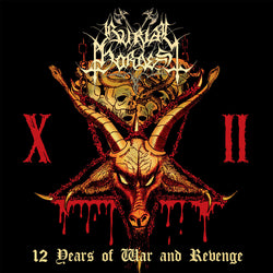 Burial Hordes - 12 Years of War and Revenge (CD)