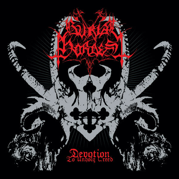Burial Hordes - Devotion to Unholy Creed (Digipak CD)