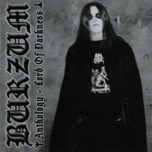 Burzum - Anthology: Lord of Darkness (CD)