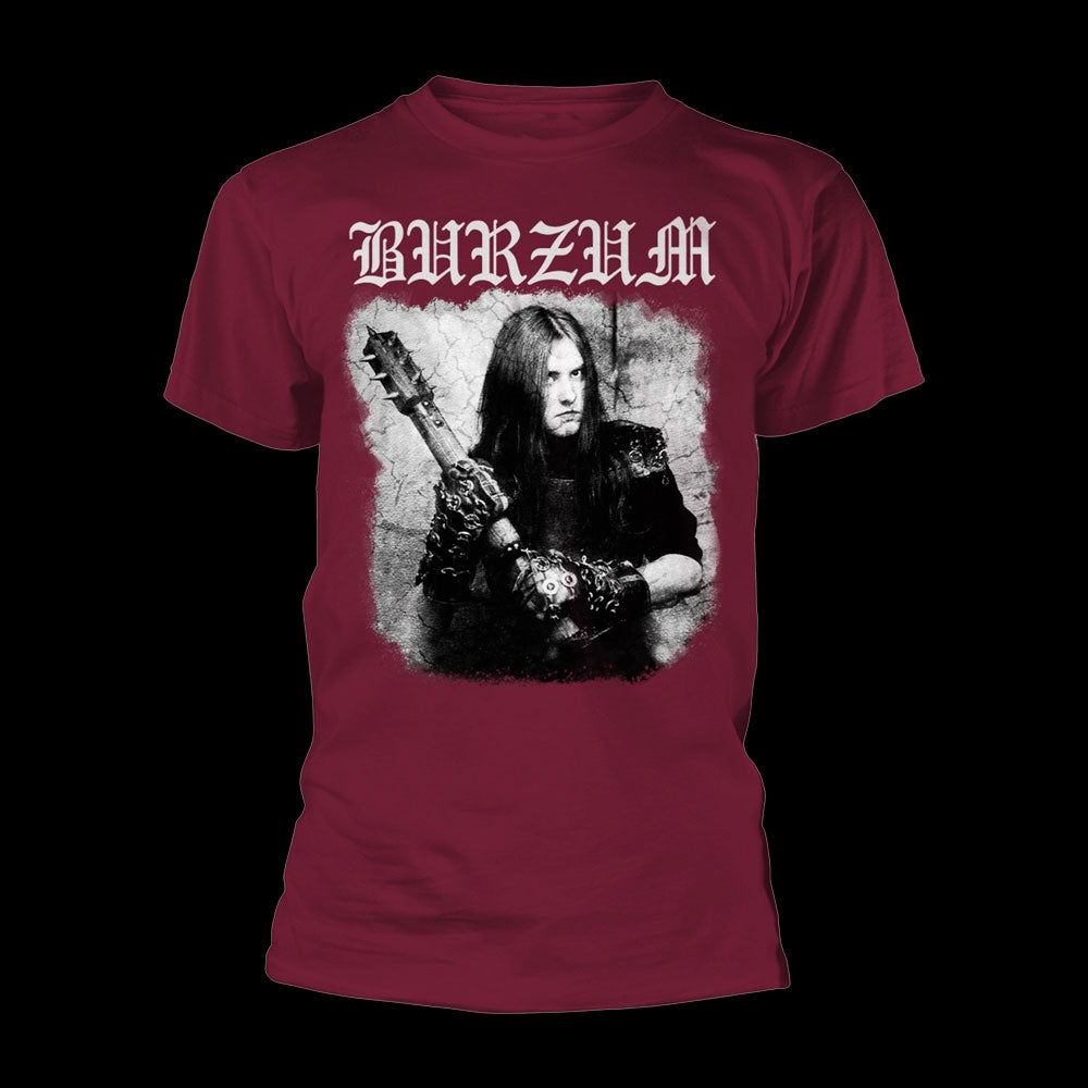 Burzum - Anthology (Maroon) (T-Shirt)