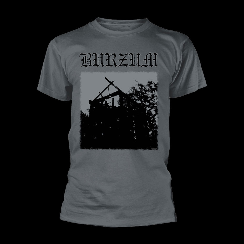 Burzum - Aske (Grey) (T-Shirt)