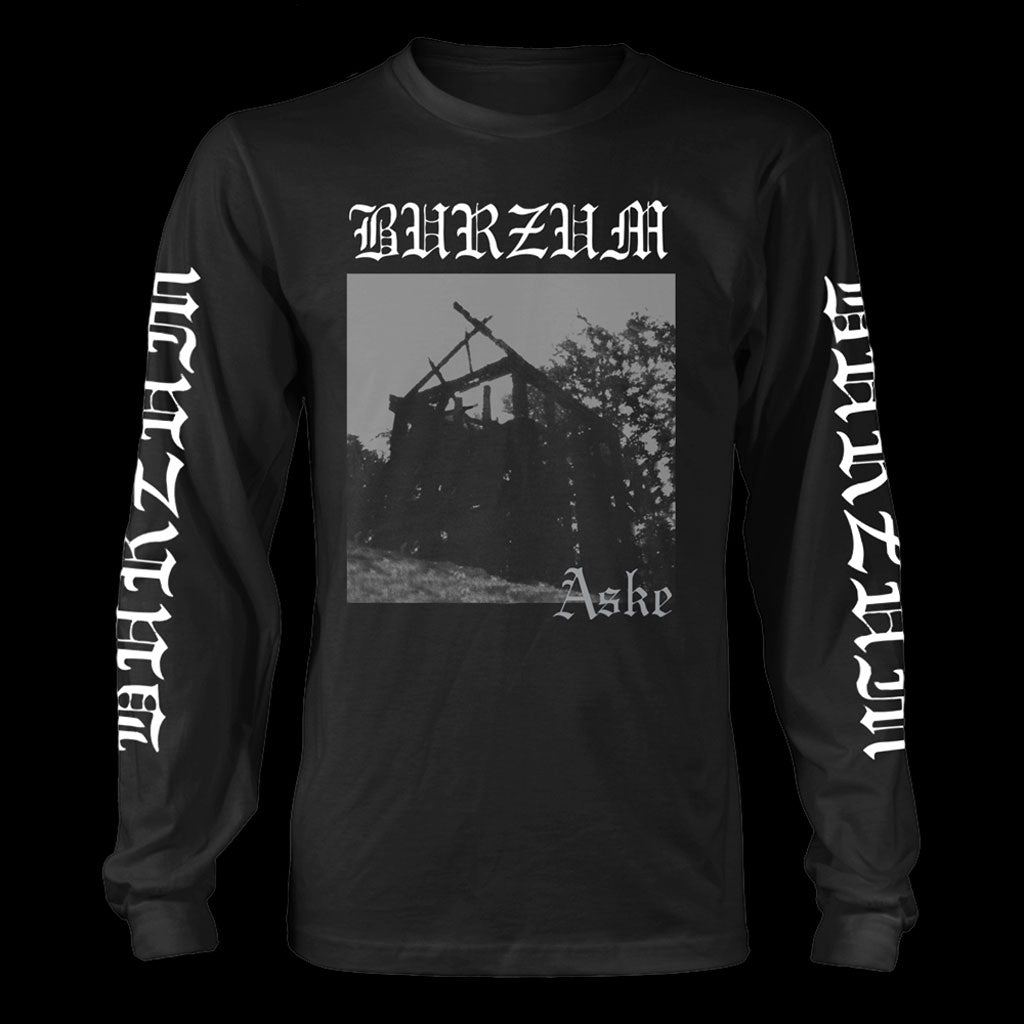 Burzum - Aske (Long Sleeve T-Shirt)