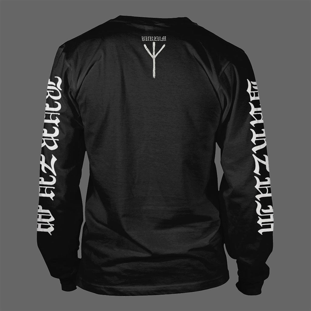Burzum - Burzum (Long Sleeve T-Shirt)
