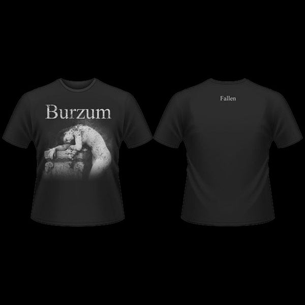 Burzum - Fallen (Black and White) (T-Shirt)