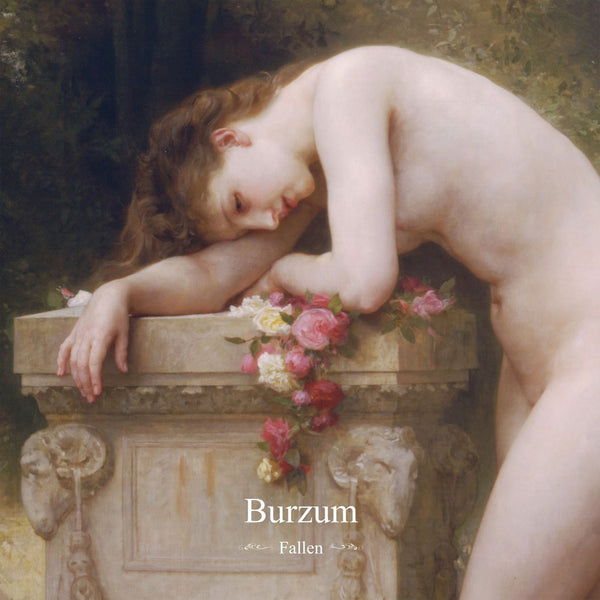Burzum - Fallen (Clear Vinyl Edition) (LP)