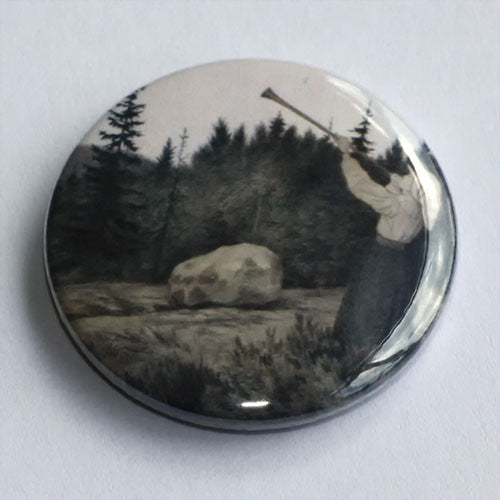 Burzum - Filosofem (Badge)