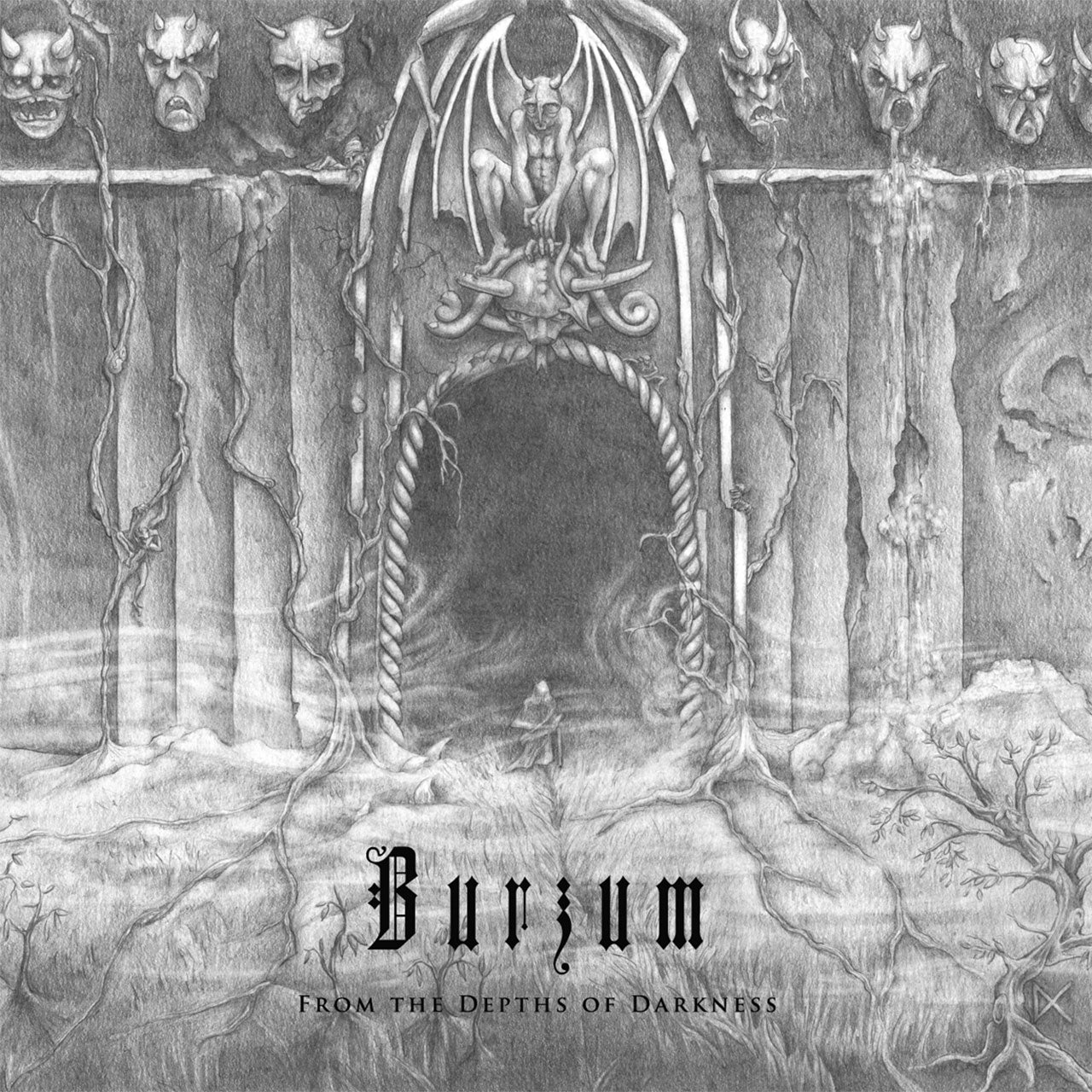 Burzum - From the Depths of Darkness (2LP)