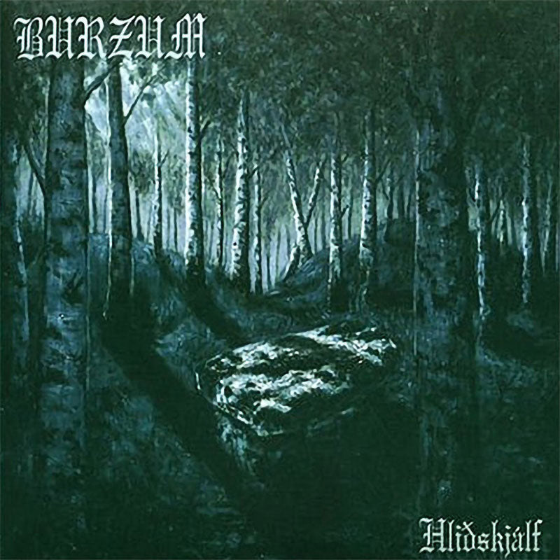 Burzum - Hlidskjalf (2010 Reissue) (LP)