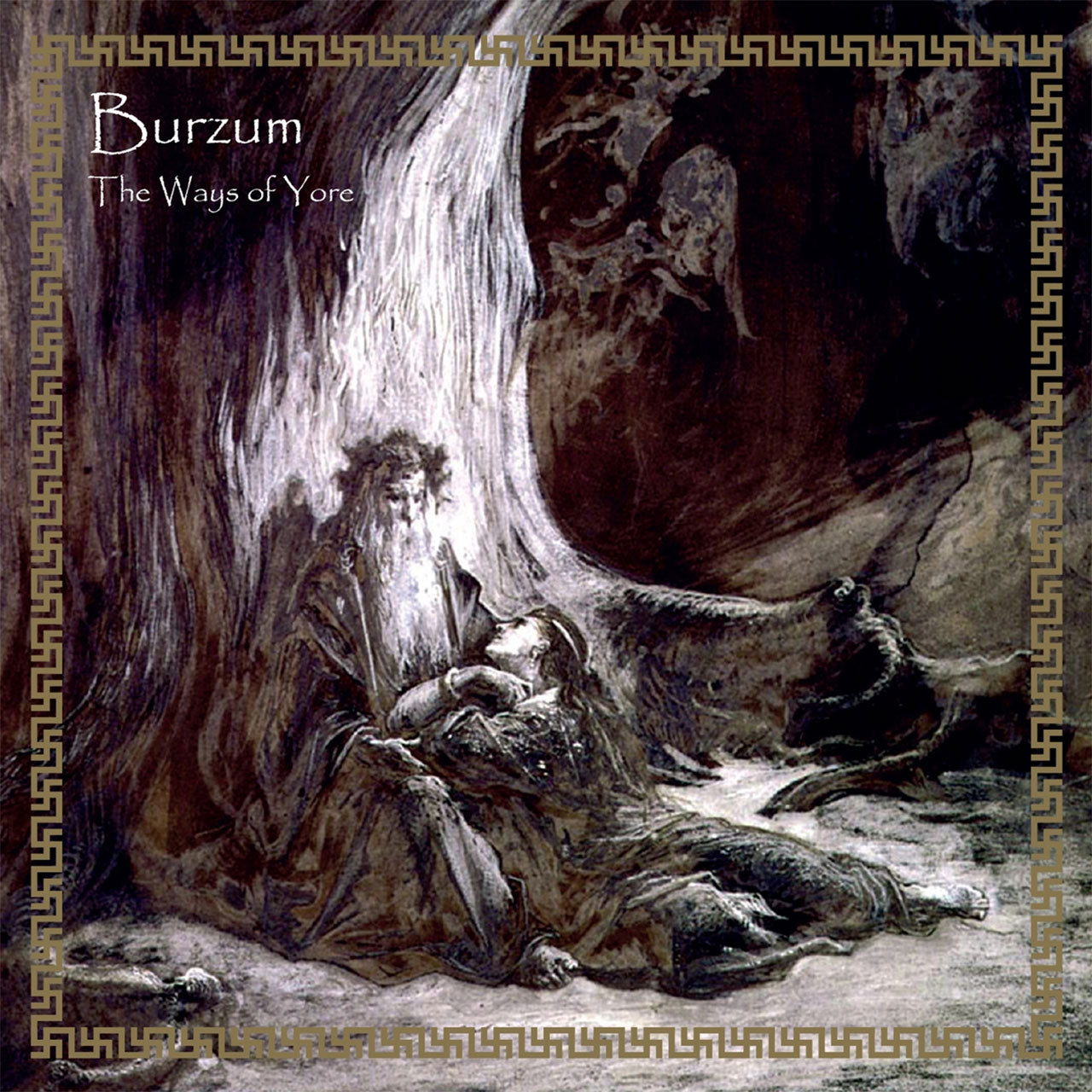 Burzum - The Ways of Yore (CD)
