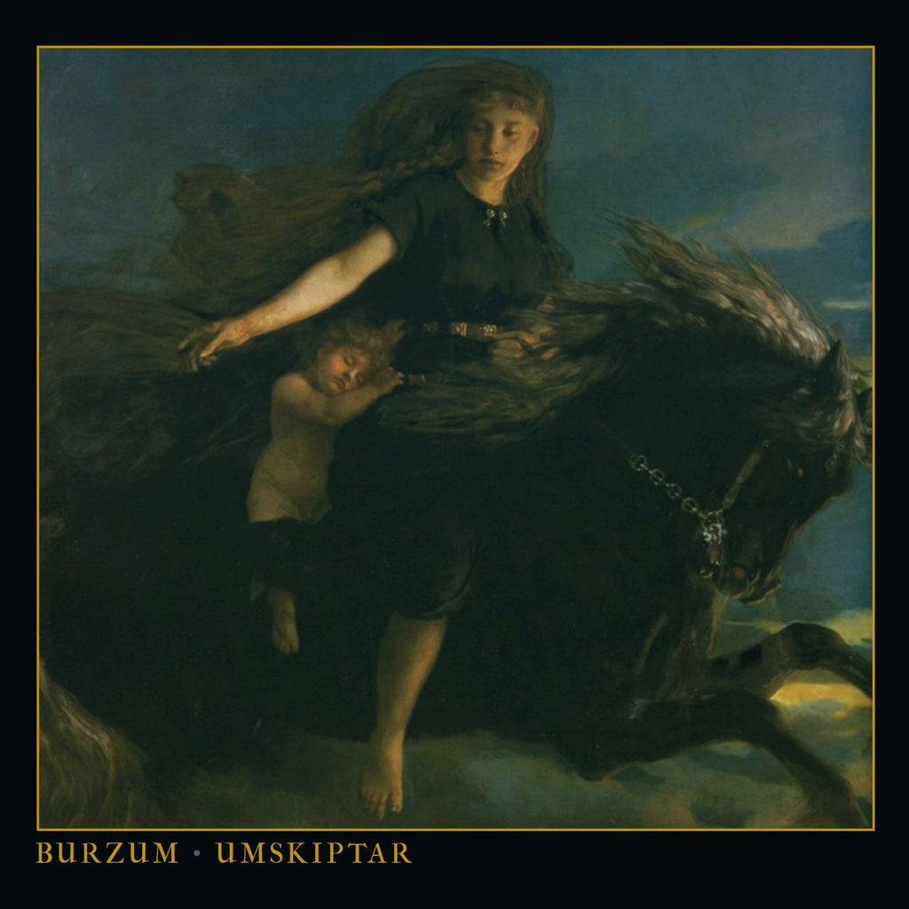 Burzum - Umskiptar (Grey Edition) (2LP)
