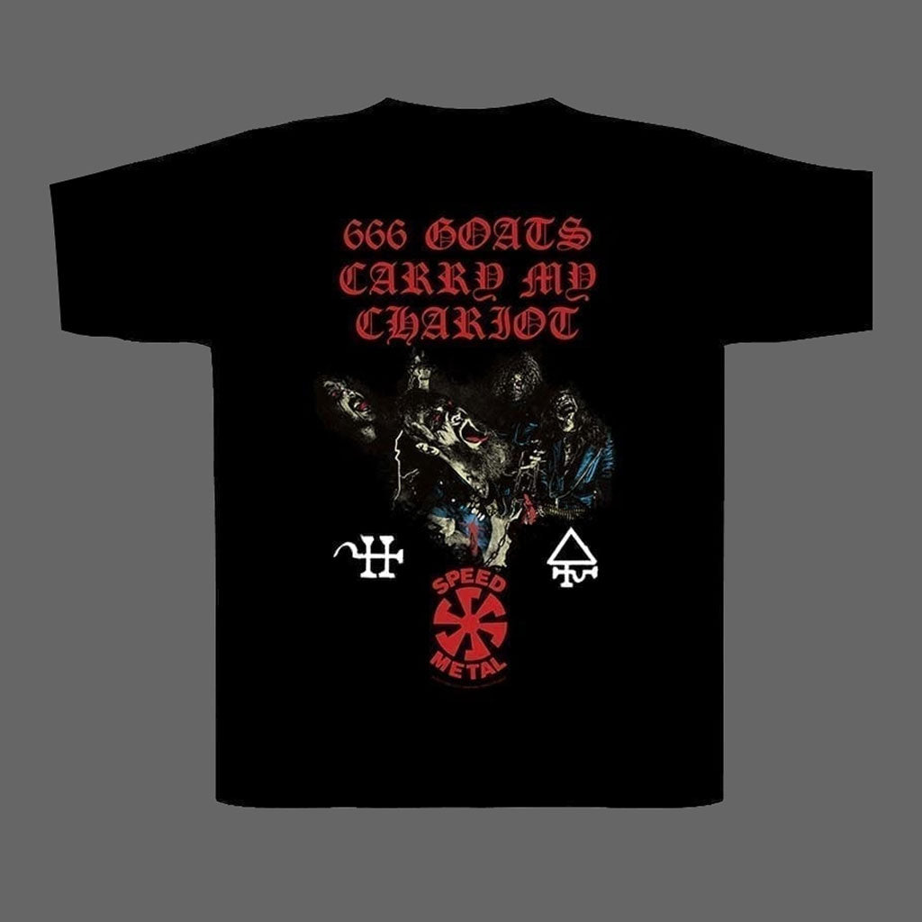 Butcher - 666 Goats Carry My Chariot (T-Shirt)