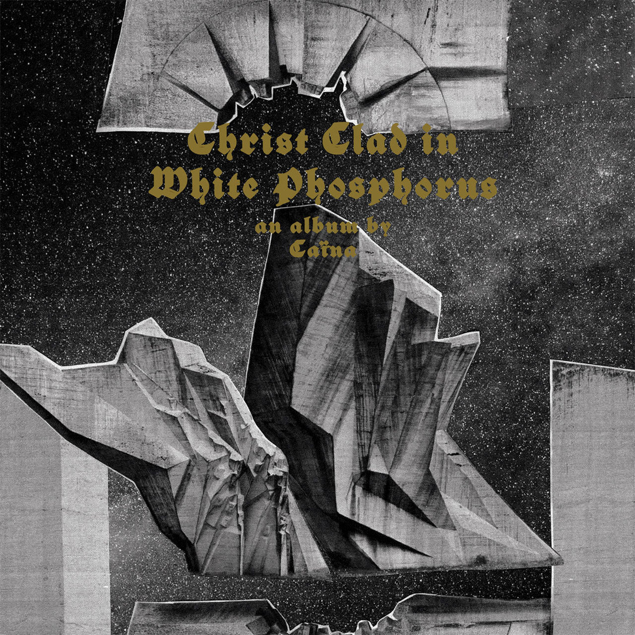 Caina - Christ Clad in White Phosphorus (Digipak CD)