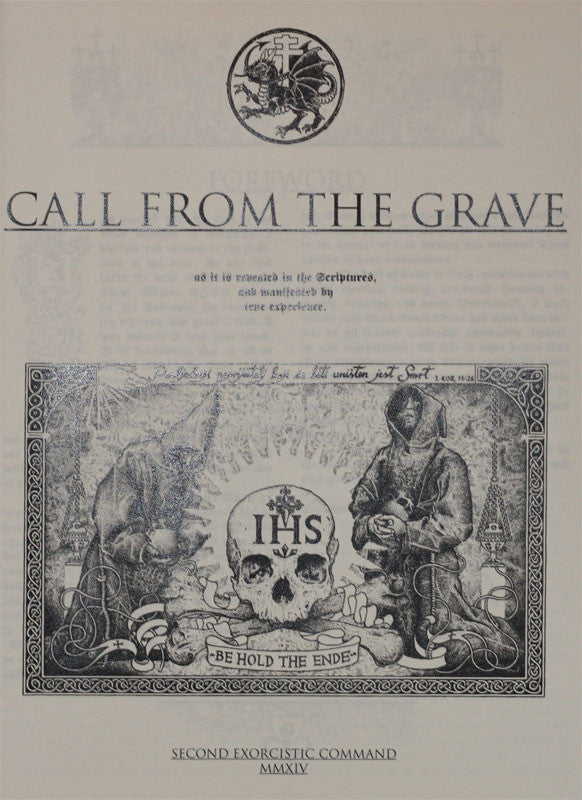 Call from the Grave - Issue 2 (Zine)