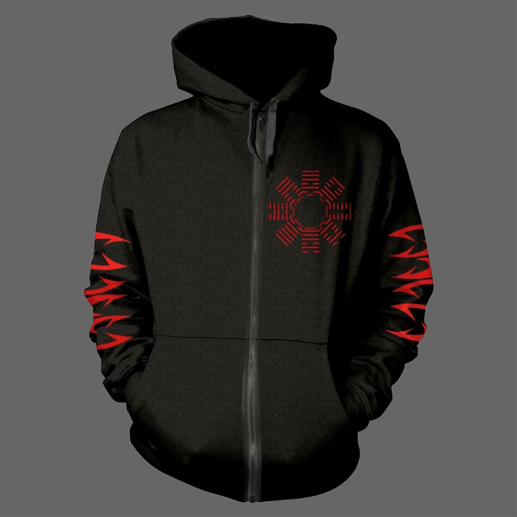 Cancer - Shadow Gripped (Full Zip Hoodie)