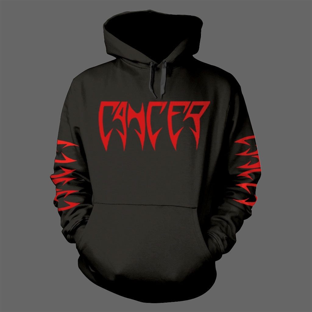 Cancer - Shadow Gripped (Hoodie)