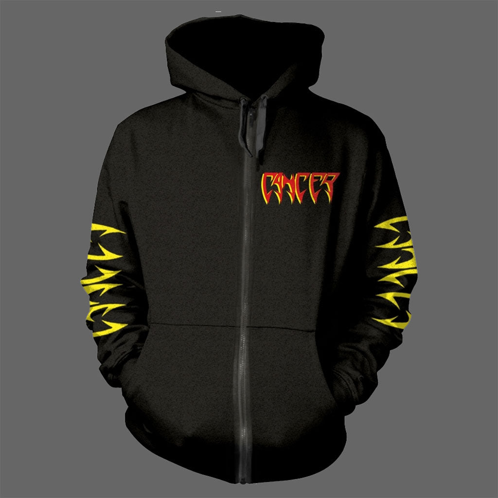 Cancer - To the Gory End (Full Zip Hoodie)
