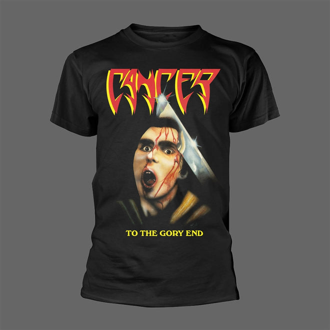 Cancer - To the Gory End (T-Shirt)