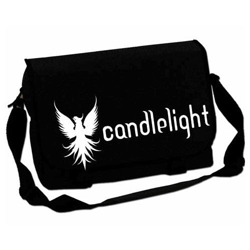 Candlelight Records Logo (Messenger Bag)