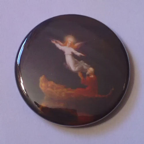 Candlemass - Nightfall (Badge)