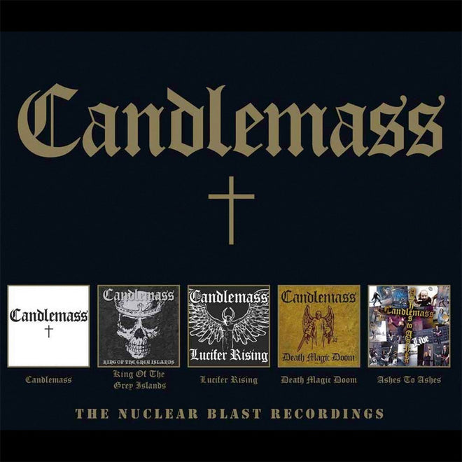 Candlemass - The Nuclear Blast Recordings (5CD)