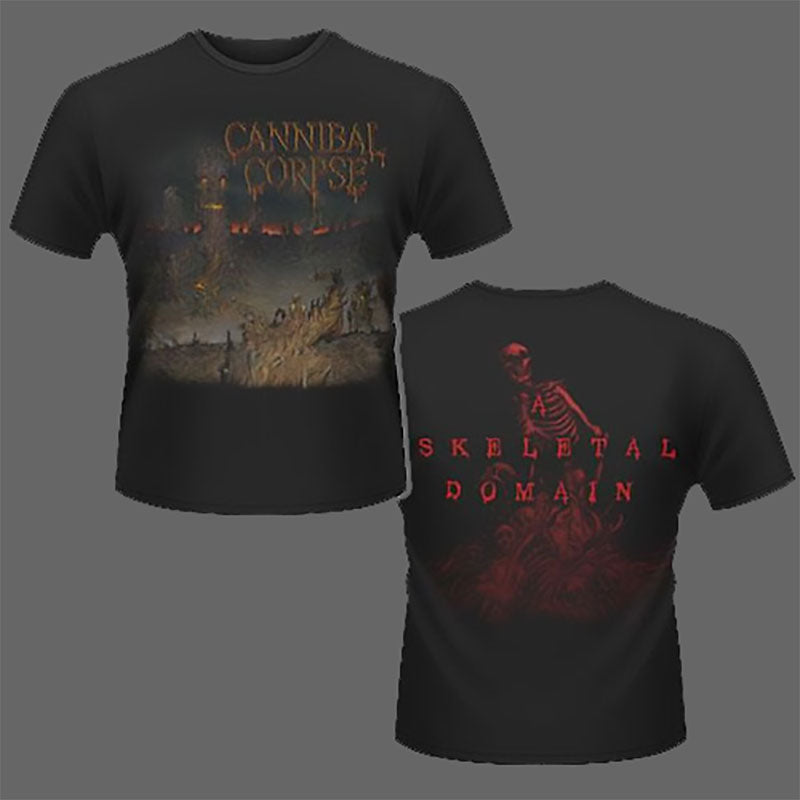Cannibal Corpse - A Skeletal Domain (T-Shirt)