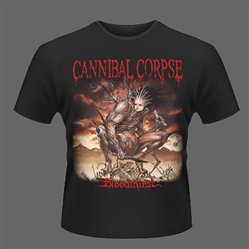 Cannibal Corpse - Bloodthirst (T-Shirt)