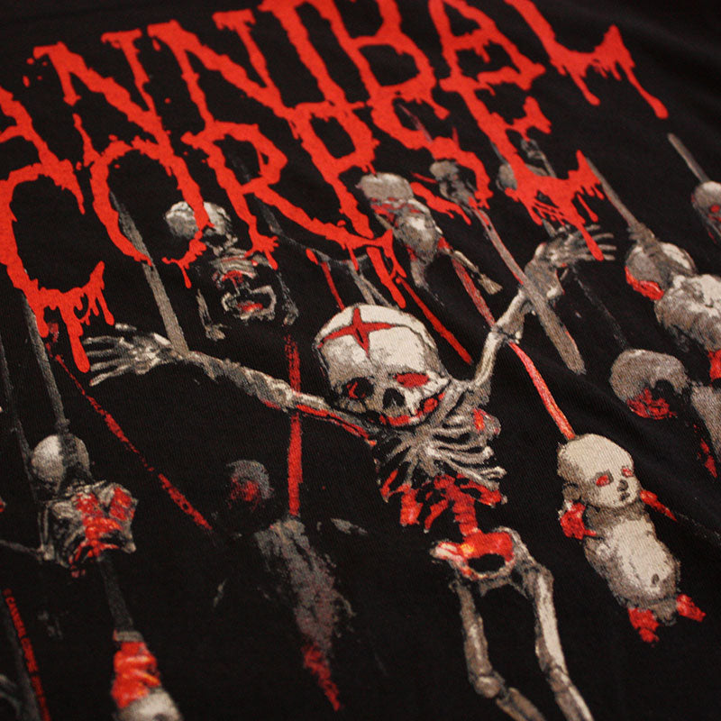 Cannibal Corpse - Butchered at Birth (Long Sleeve T-Shirt)